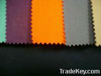 Cotton flame retardant fabric