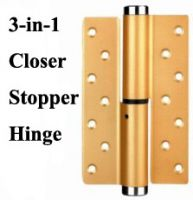 Sell 3-in-1 Automatic Door Closer Hinge By Mengshi Co , ltd