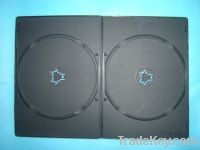 Sell dvd case dvd box dvd cover 5mm long Double black (YP-D808H)