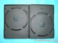 Sell dvd cases dvd box dvd cover 14MM double black(YP-D802)