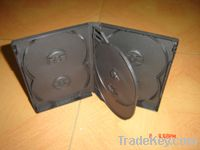 Sell Ddvd box dvd case 24MM for 6 Discs Black with Tray (YP-D8083)