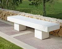 Sell GRC garden table and outdoor bench