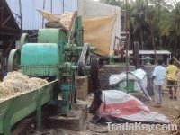 sugar cane crusher