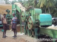 sugar cane crushing automatic