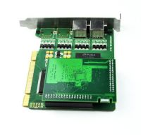 E1 PRI Card, RoHS PCI Card, Asterisk E1 T1 J1 Card, digium elastix card