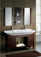 Sell Solid wood bathroom Cabinet