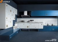 Classical Series Kitchen Cabinet--Lacquer