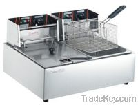 Sell Electric Fryer OP-82 (2-Tank, 2-Basket)