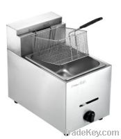 Sell Gas Fryer OP-71 ( 1-Tank, 1-Basket)