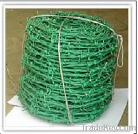 Sell PVC Coated Barbed Wire