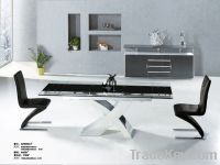 Sell glass Dining table