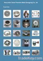 Sell pump parts
