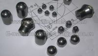 Tungsten Carbide Tips For Rock Drilling Tools