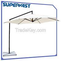 Regular hanging umbrella