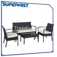 4pc deep seating set