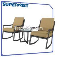 Rocking chair chat set