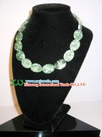 Sell gemstone beads semiprecious stone necklace rings