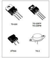 ST Integrated Cricuits L7806 L7800 Series