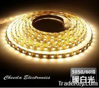 Sell High brightness SMD 5050 led strip 12V 60 leds warm white