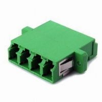 Sell LC Quad Adaptor with Ceramic Sleeve