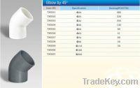 Sell PVC Elbow