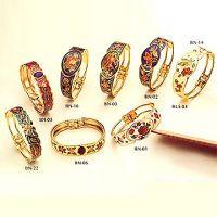 bn-01, 02, 05, 06, 22, Cloisonne Bracelets