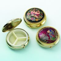 Sell Cloisonne Pill Boxes