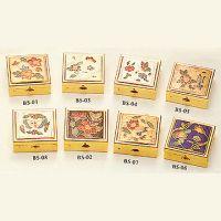 BS-01-BS-08  Cloisonne Pill Boxes