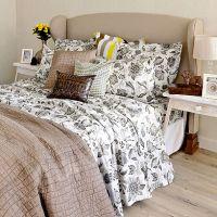 Printed Bed Set: Montenegro, Moldova, Kosovo, Malta, Vietnam