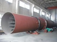 Sell rotary dryer with high effciency