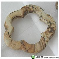 Sell different kind of Donut Shape Gemstone Bead