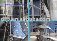 Gypsum Powder Machine With Fluidized Furnace