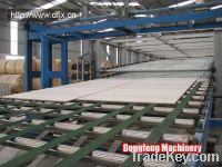 Gypsum plaster board machine with CE certificate