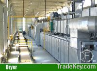 Sell sheetrock production line with experienced installation teams