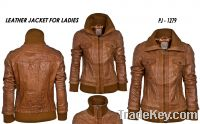 Sell leather jackets for ladies