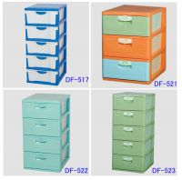 plastic drawer, plastic layer drawer, cabinet, storage container