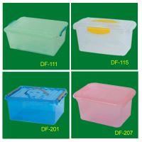 plastic box, organizer storagebox, rolling storage container.