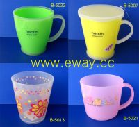 Plastic cup, milk cup, plastic tumbler, drinking cup, acrylic tumbler