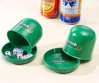 plastic Dice cup sets
