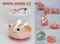 Sell child bowl, child plate, child suction cup, plastic children bowl