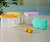 plastic condiment container sets , Seasoning box, seasoning container