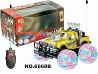 Sell RC toys, RC Buggy, Two-way remote control off-road vehicle, flashing