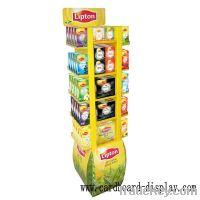 Sell Cardboard Display Standee for tea bag