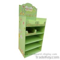 Sell New Designed Gift Corrugated Display Rack