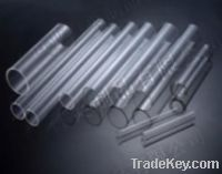 Sell Transparent Standard Quartz Tube