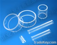 Sell cutting quartz glass tube