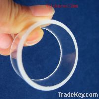 Sell Short quartz glass tube for machine parts with OD 36mm