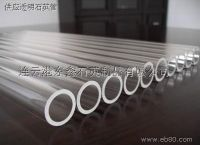 clear quartz tube
