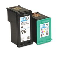 Sell HP inkjet cartridge C8767W(96) C9363W(97) C9364W(98) C9369W(99)