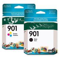 Sell HP 901BK 901C ink cartridges